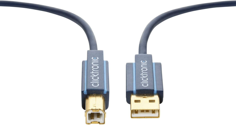 Clicktronic USB 2.0 Kabel (70096)