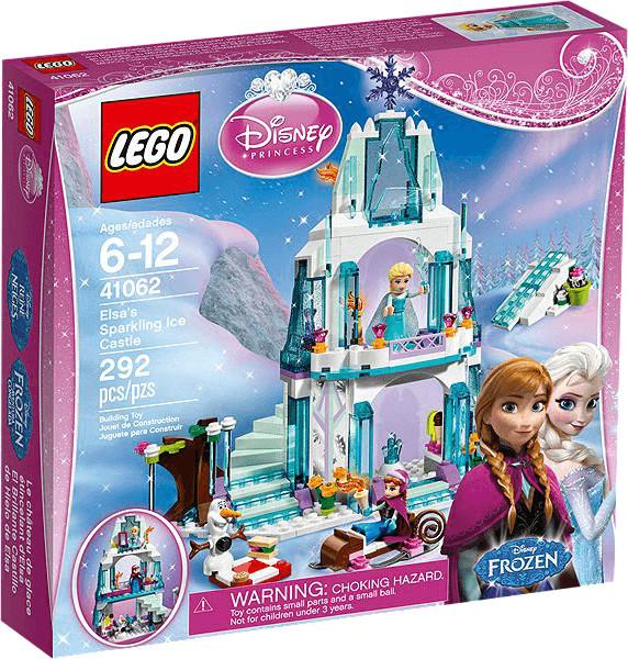 LEGO Disney Princess - Le palais de glace d'Elsa (41062)