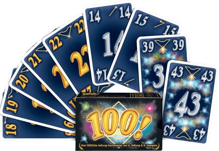 100! Kartenspiel