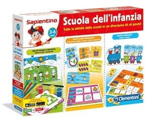 Clementoni 12025 - La Scuola Dell'Infanzia