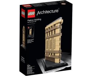 Image of LEGO Architecture - Flatiron Building (21023)