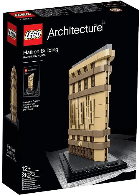 LEGO Architecture - Le Flatiron Building (21023)