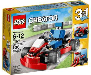 lego creator red go kart 31030 ab 16 99. Black Bedroom Furniture Sets. Home Design Ideas