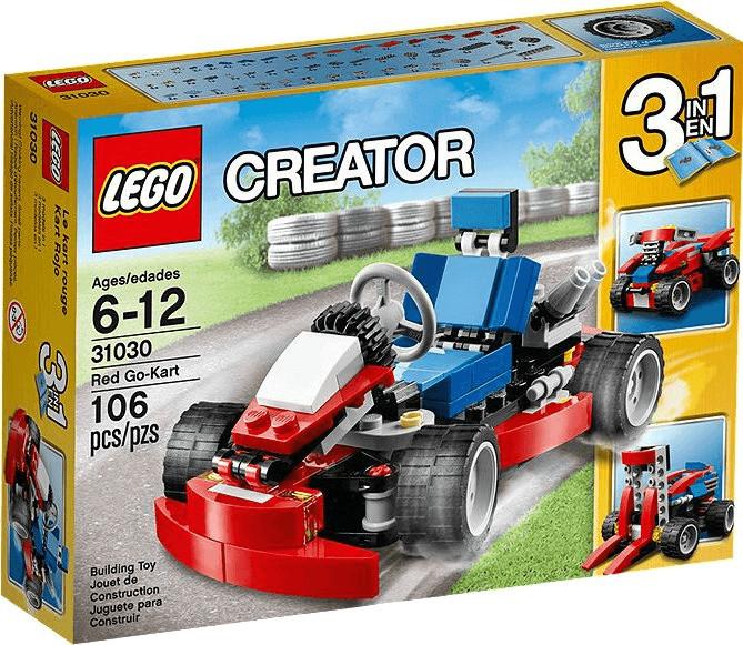 LEGO Creator - Le kart rouge (31030)