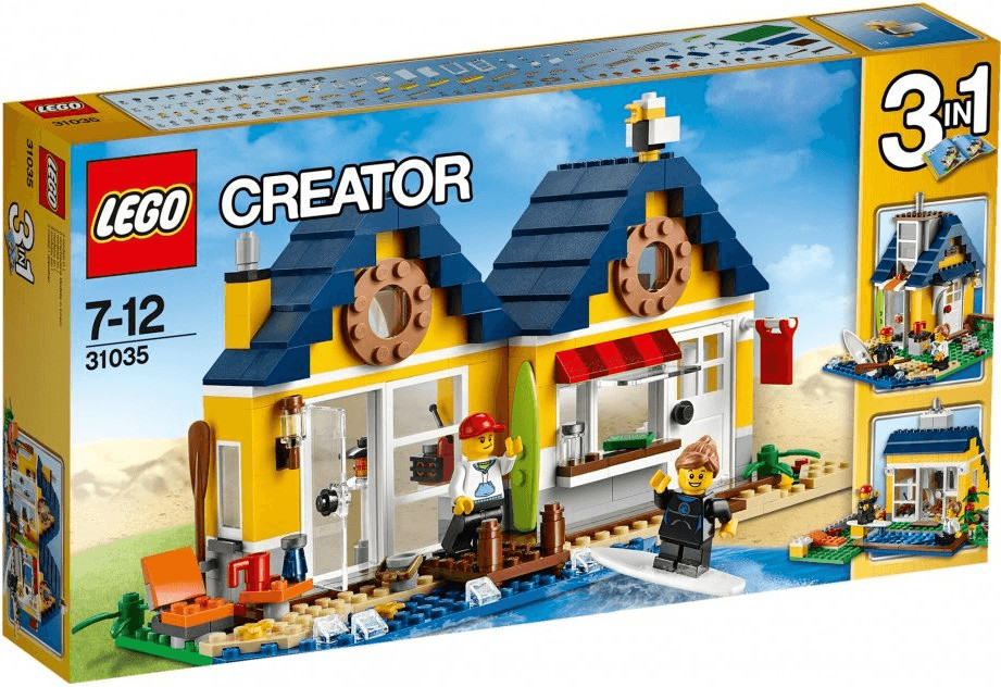 LEGO Creator - La cabane de la plage (31035)