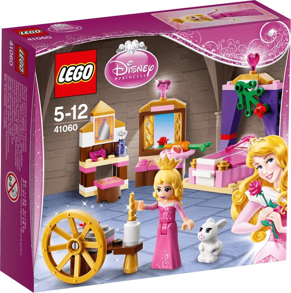 LEGO Disney Princess - La chambre de la Belle au bois dormant (41060)