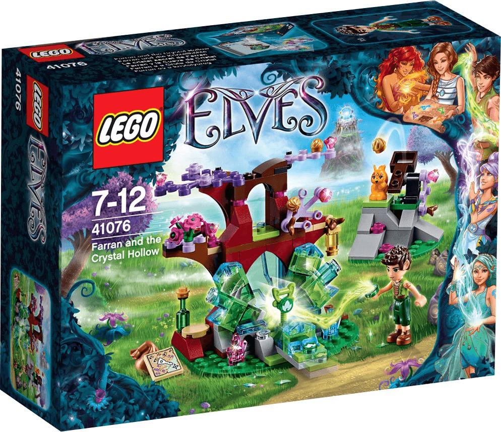LEGO Elves - Farran und die Kristalhöhle (41076)