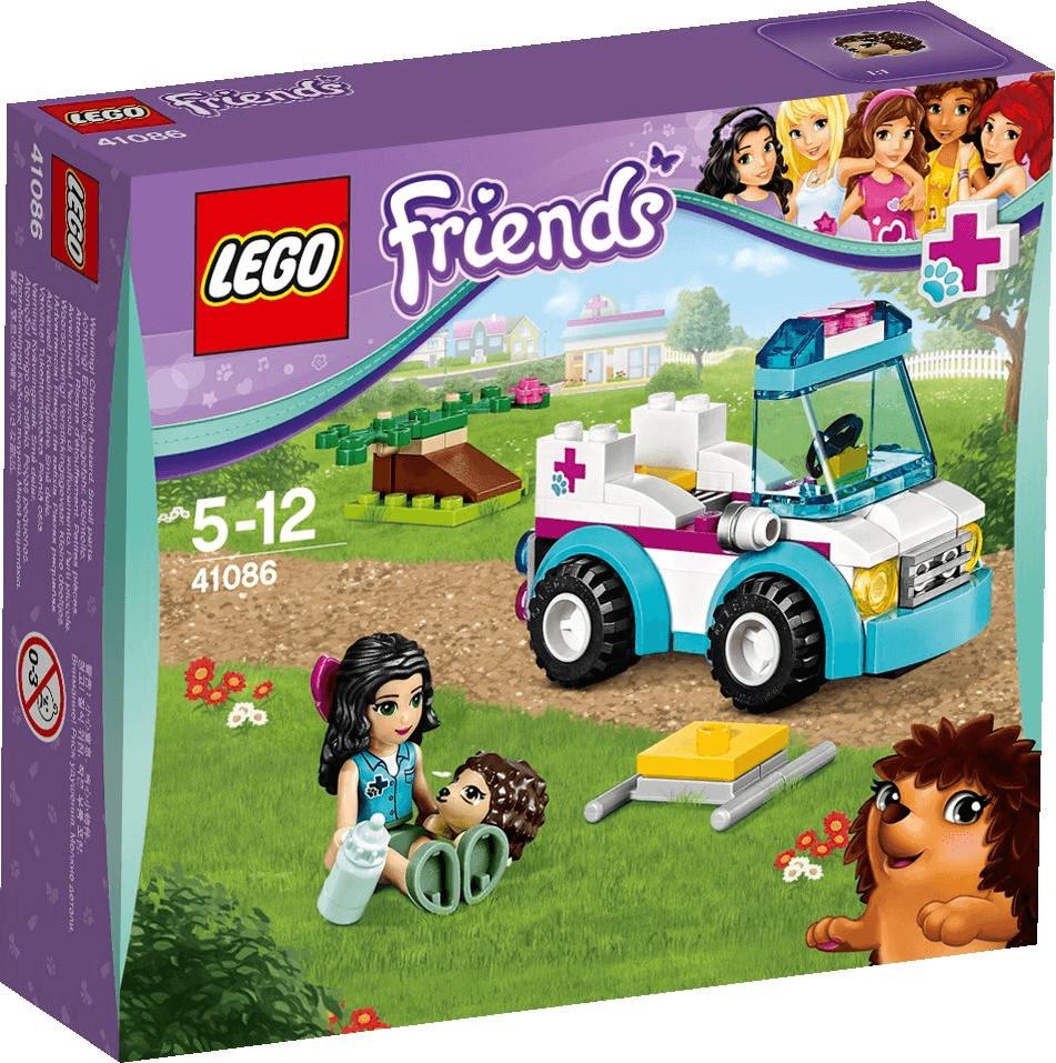 LEGO Friends - L'ambulance vétérinaire (41086)