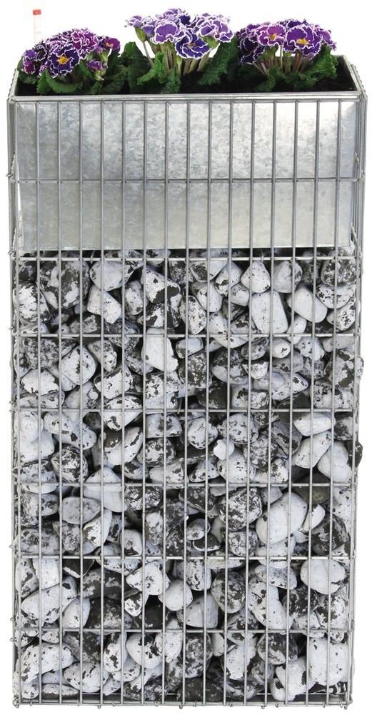 Bellissa Pflanzgabione 40 x 20 x 80 cm