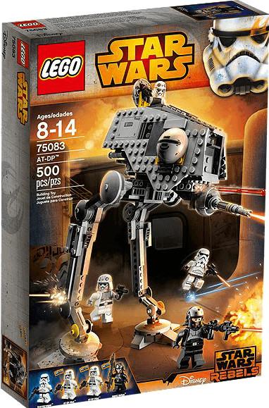 LEGO Star Wars - AT-DP (75083)