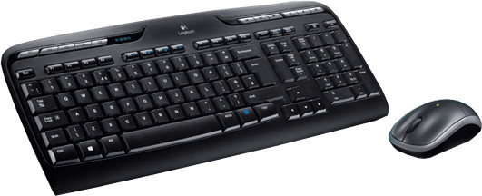 Logitech Wireless Combo MK330 UK