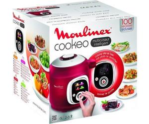 Moulinex Cookeo rouge (CE701500) au meilleur prix   Mars ...