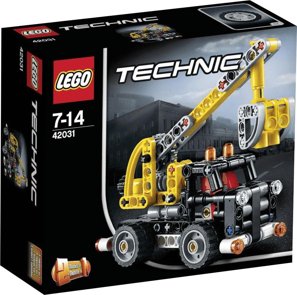 LEGO Technic - Le camion nacelle (42031)