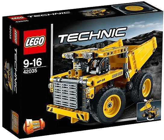 LEGO Technic - Le camion de la mine (42035)