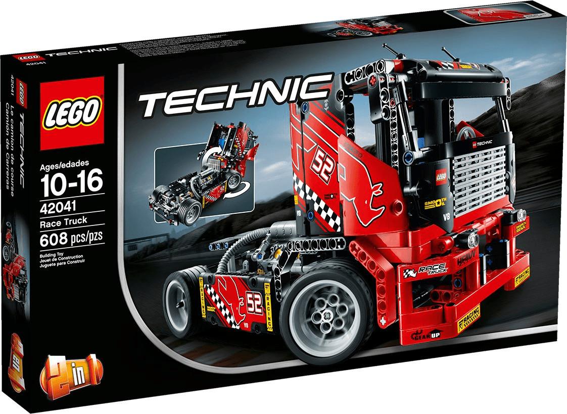 LEGO Technic - Camión de Carreras (42041)