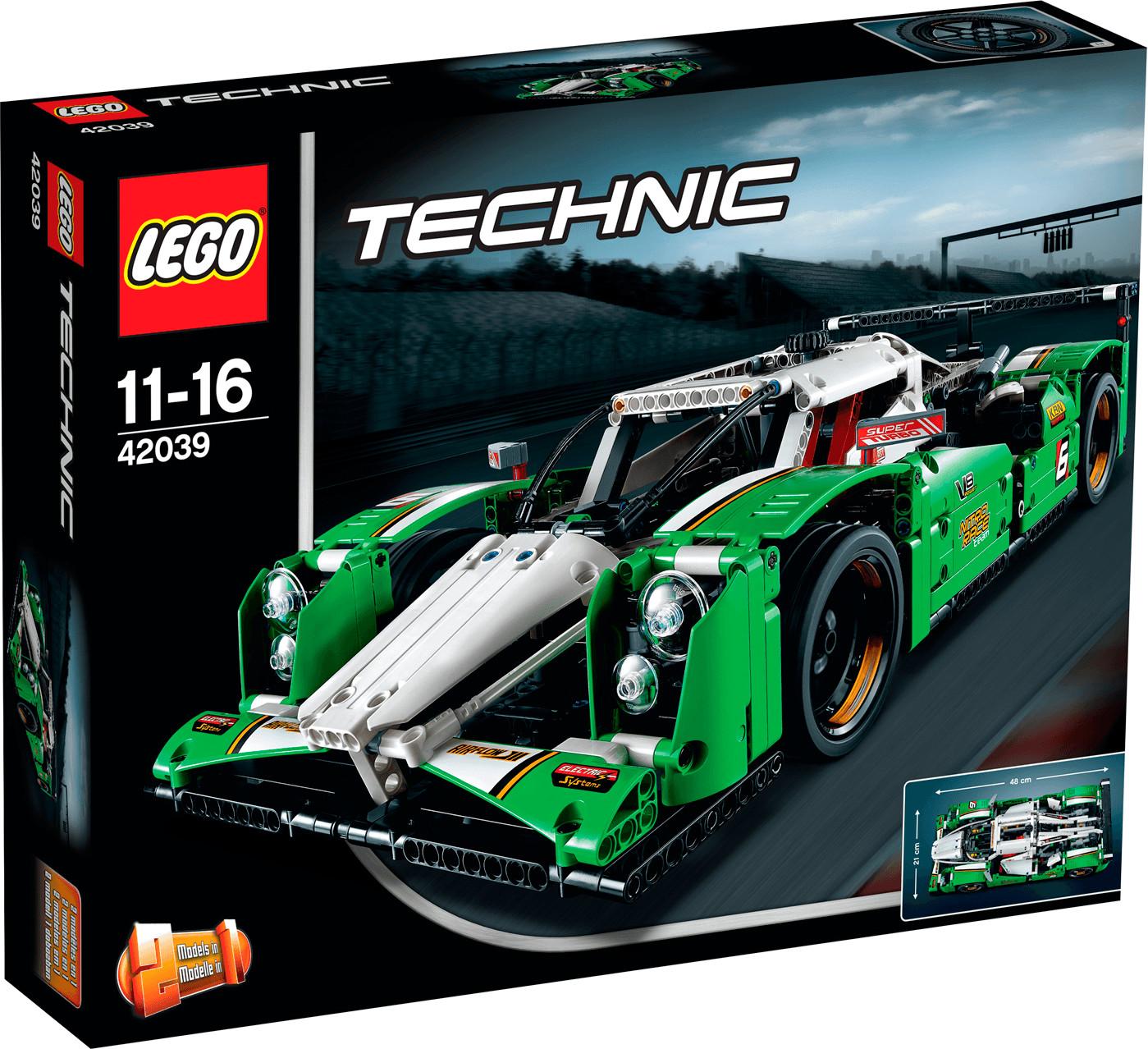 LEGO Technic - La voiture de course des 24 heures (42039)