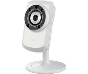 D-Link+DCS-932L+Set+di+2+Videocamere+di+Sorveglianza+Cloud,+Wireless+N,+Visore+Notturno,+Rilevatore+di+Movimenti+e+Suoni,+Notifiche+Push+per+iPhone/iPad/Smartphone,+Bianco