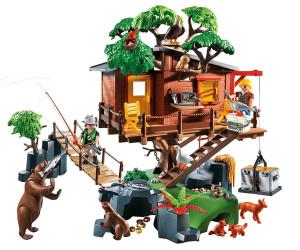 Playmobil wild life casa del rbol de aventuras 5557 desde 39 44 compara precios en idealo - Casa del arbol de aventuras playmobil ...