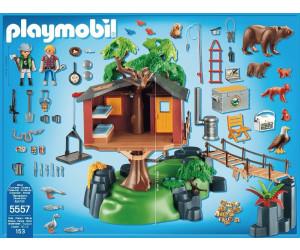 Playmobil wild life casa del rbol de aventuras 5557 desde 58 90 compara precios en idealo - Casa del arbol playmobil 5557 ...
