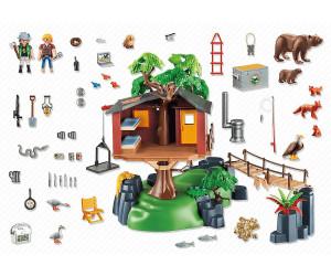 Aventuriers Arbres5557Au Dans Des Les Cabane Playmobil Meilleur CshxQtdrB