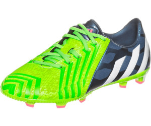 adidas Bota Jr Predator Absolado Instinct FG Rich blue-White-Solar green Talla 33 xcJ3g
