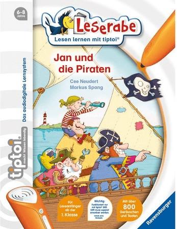 Ravensburger tiptoi: Jan und die Piraten