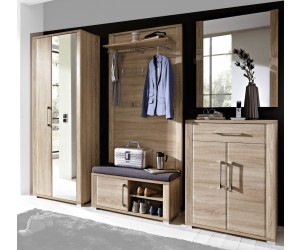 innostyle garderobe 5 tlg 301580 ab 249 00 preisvergleich bei. Black Bedroom Furniture Sets. Home Design Ideas