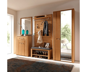 innostyle garderobe kernbuche 5 tlg 3205ff80 ab 765 95 preisvergleich bei. Black Bedroom Furniture Sets. Home Design Ideas