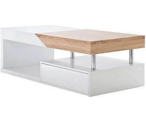 Mca furniture hope 120x60x42cm ab 199 00 preisvergleich bei - Wohnzimmertisch ostermann ...