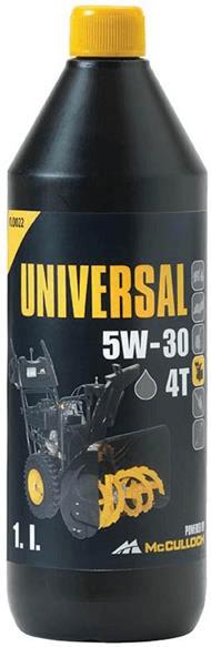 McCulloch OLO022 Schneefräsen 4-Takt-Öl 1 Liter (5W-30)