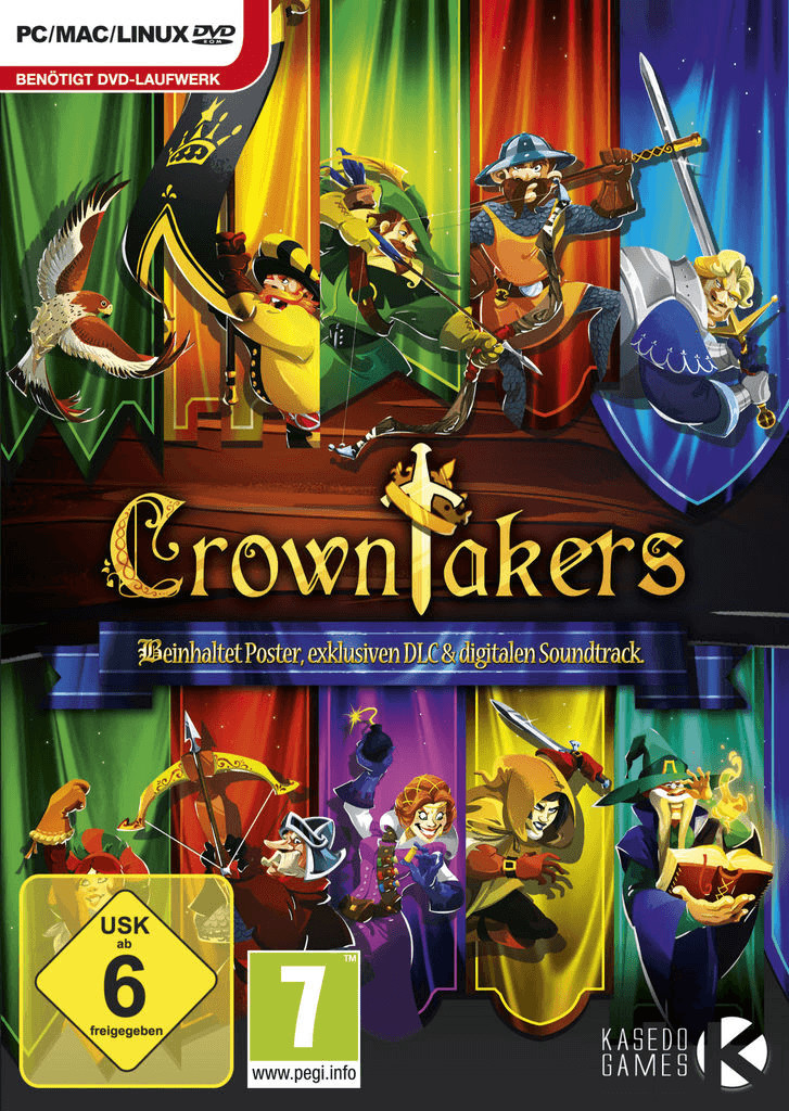 Crowntakers (PC/Mac/Linux)