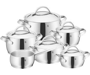 Elegant WMF Concento Kochgeschirr Set 6 Tlg. Good Looking