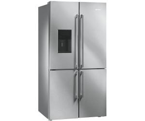 Kühlschrank French Door : Smeg fq75xped ab 2.035 32 u20ac preisvergleich bei idealo.de