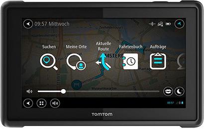 TomTom PRO 8270 & Webfleet