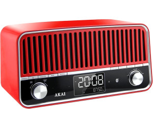 Akai retro radio ab u ac preisvergleich bei idealo