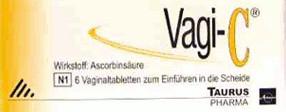 Vagi C Vaginaltabl. (6 Stk.)