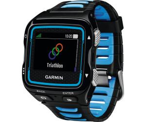 Garmin Forerunner 920XT bleue et noire