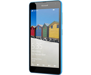 Buy Microsoft Lumia 535 Cyan from £119.99 – Compare Prices ...
