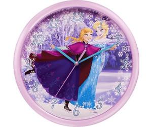 Disney Frozen Anna & Elsa Clock FROZ8