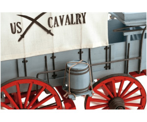 Image of Artesania Latina 7th Cavalry Coach Heritage Collection (20341)