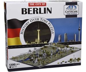 4D Cityscape Inc. 4D Berlin Time Puzzle