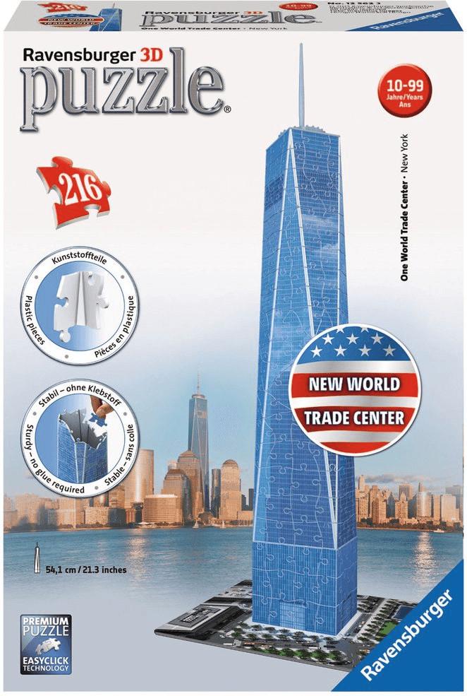 Ravensburger One World Trade Center 3D (216 Teile)