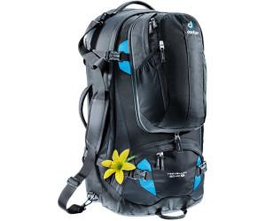 best sell the best to buy Deuter Traveller 60+10 SL black/turquoise ab 170,29 ...
