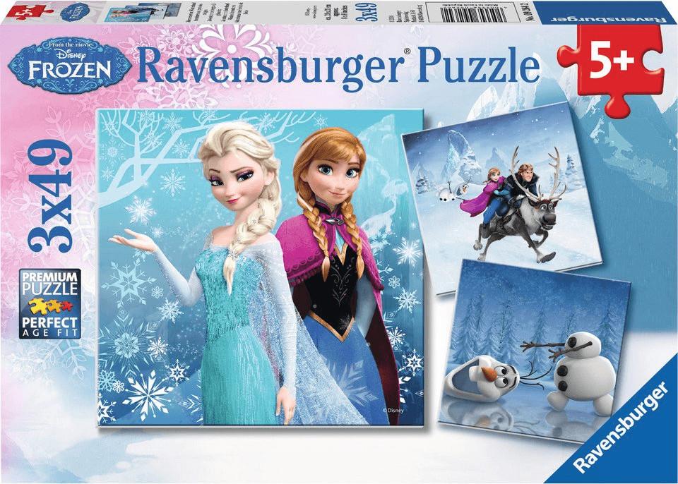 Ravensburger Abenteuer im Winterland