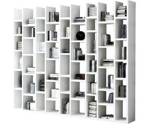 Loftscape Bücherregal Emporior Iii Hochglanz Weiß Tor166 14