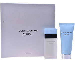 0eedef502098a3 Dolce   Gabbana Light Blue Femme Set (EdT 50ml + BL 100ml) ab 45,99 ...