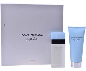 d1f8a773e5 Dolce & Gabbana Light Blue Set (EdT 50ml + BL 100ml) au meilleur ...