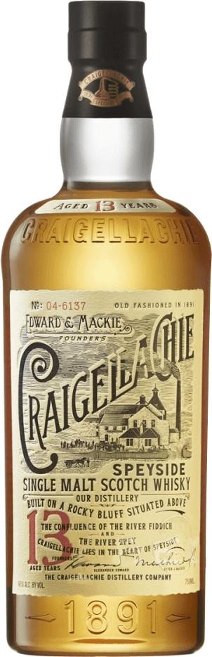 Craigellachie 13 Jahre 0,7l 46%