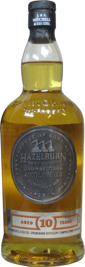 Springbank Hazelburn 10 Jahre 0,7l 46%