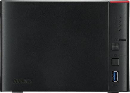 Buffalo LinkStation 441D - 4x2TB